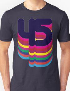 Disco 45's T-Shirt