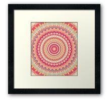 Mandala 028 Framed Print