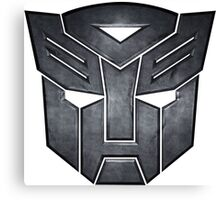 transformers jawn Canvas Print
