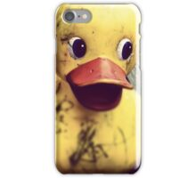 The Duckest Timeline - Photograph iPhone Case/Skin