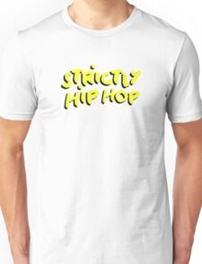 Strictly Hip Hop - Atcq Yellow Unisex T-Shirt