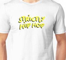 Strictly Hip Hop - Atcq Yellow Unisex T-Shirt
