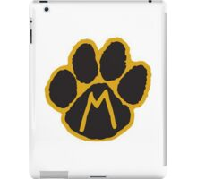 MIZ Pawprint  iPad Case/Skin