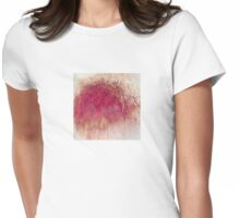 Flesh wound Womens Fitted T-Shirt