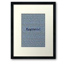 Raymond Framed Print