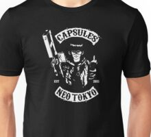 Affordable Capsule Neo Tokyo Unisex T-Shirt
