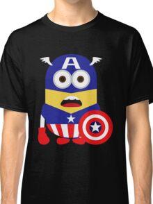 Superhero Minion Classic T-Shirt