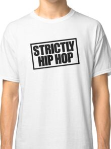 Strictly Hip Hop EPMD - Black Classic T-Shirt