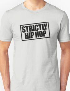 Strictly Hip Hop EPMD - Black Unisex T-Shirt