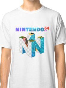 Vaporwave Nintendo 64 Classic T-Shirt