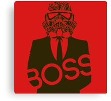 BOSS MUST HAVE Canvas Print
