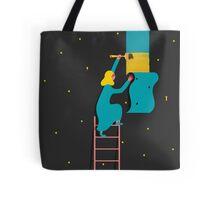 Behind the Stars Tote Bag