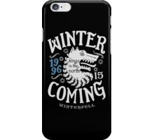 House in the North iPhone Case/Skin