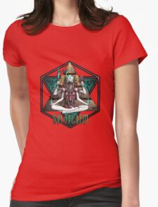 Ektoplazm Metamorphosis Womens Fitted T-Shirt