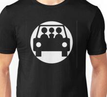 Carpooling Zone Unisex T-Shirt