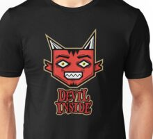 Devil inside Unisex T-Shirt