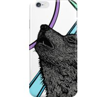 Colourful Wolfe iPhone Case/Skin