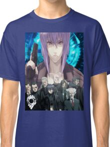 Ghost in the Shell - Section 9 Classic T-Shirt