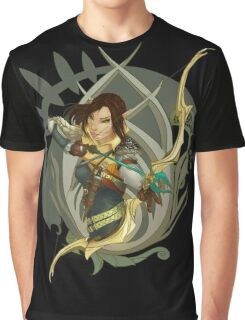 Archer Bosmer Graphic T-Shirt
