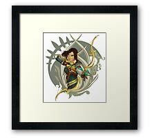 Archer Bosmer Framed Print