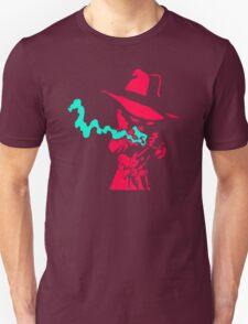 Smoke Calvin And Hobbes Unisex T-Shirt