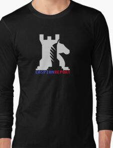 Caspian Report Logo Long Sleeve T-Shirt