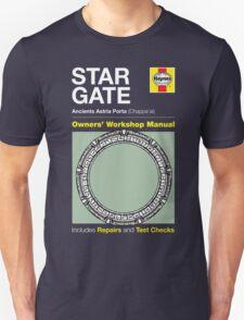 Haynes Manual - Stargate - T-shirt Unisex T-Shirt