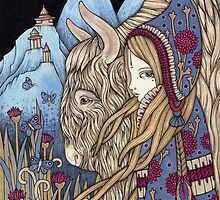 Taurus by Anita Inverarity