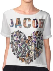 jacob sartorius  Chiffon Top