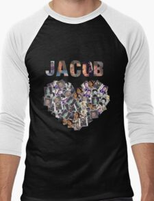 jacob sartorius  Men's Baseball ¾ T-Shirt