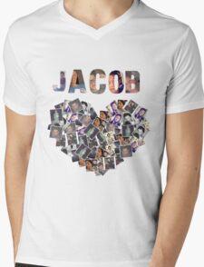 jacob sartorius  Mens V-Neck T-Shirt