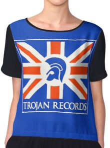 Trojan Records : England Chiffon Top