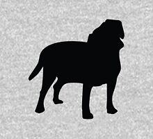 Silhouette of dog Unisex T-Shirt