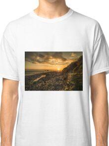 Cape Cornwall Dusk  Classic T-Shirt