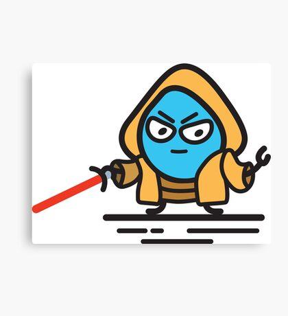 Drupal Jedi Canvas Print
