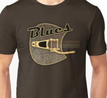 Blues  rusty  Guitar Unisex T-Shirt