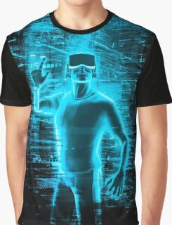 Virtual Reality User Graphic T-Shirt