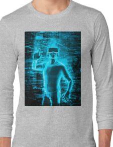 Virtual Reality User Long Sleeve T-Shirt
