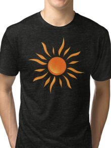 Sunlight in the darkness Tri-blend T-Shirt
