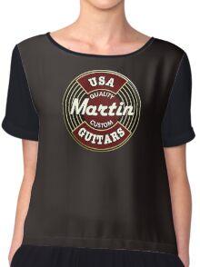 Martin guitars Chiffon Top