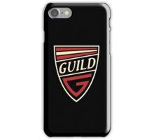 Guild Guitars iPhone Case/Skin