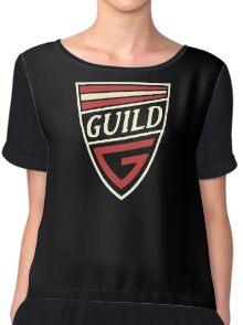 Guild Guitars Chiffon Top
