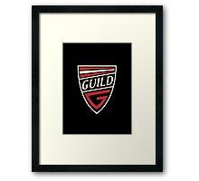Guild Guitars Framed Print