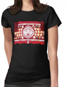 u2 - zooboy during 360 tour Womens Fitted T-Shirt
