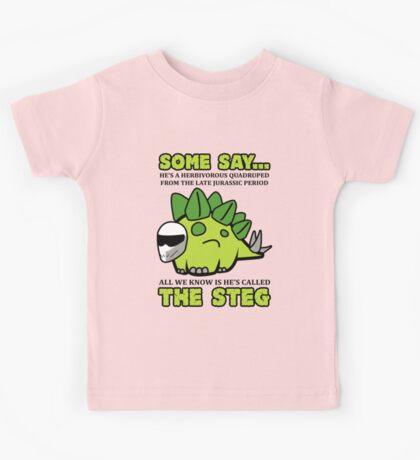 The Steg! Kids Tee