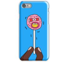chur bum pop iPhone Case/Skin