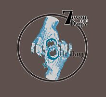"""8th Day"" brother project to ""7even real Day's"" in Black 2 Unisex T-Shirt"