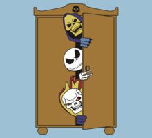 Skeletons in the Cupboard! by Paulychilds
