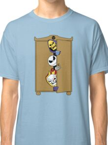 Skeletons in the Cupboard! Classic T-Shirt