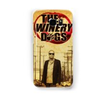 the winery dogs three concert wulan Samsung Galaxy Case/Skin